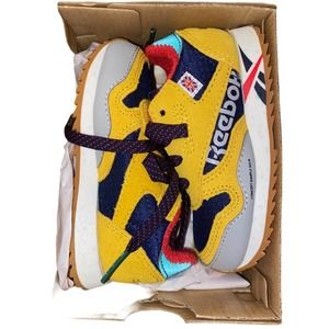 REEBOK CLASSIC LEATHER RIPPLE ALTERED SHOES